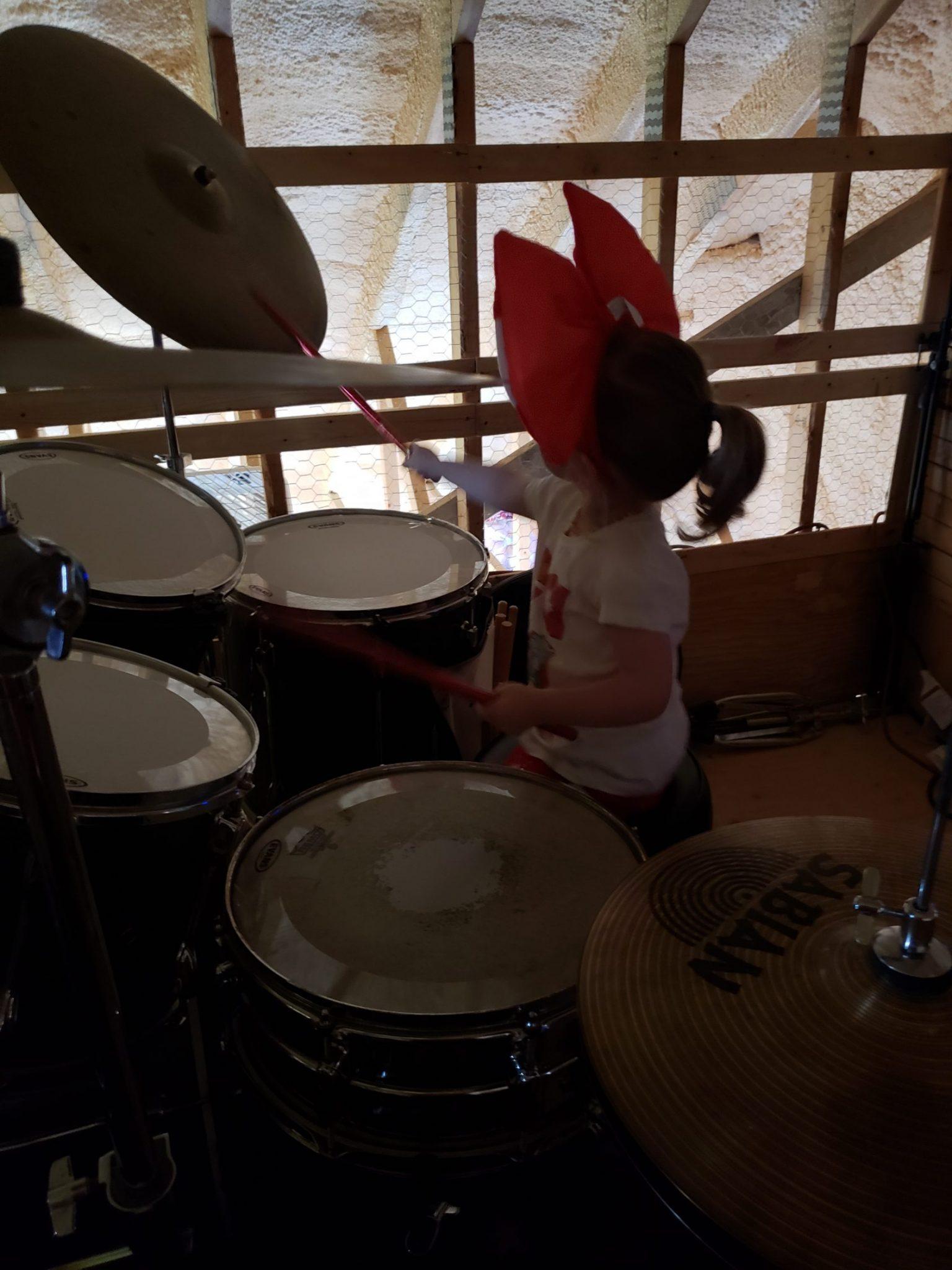 I Play Cymbals