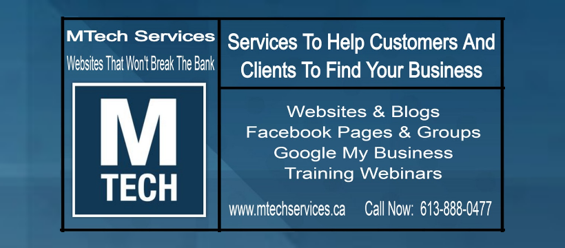 MTech Services - Websites That Won't Break The Bank